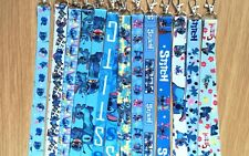 lot cartoon stitch Neck Straps Key Chains Lanyard ID Holder