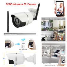 Wireless WIFI IP Camera 720P Onvif Outdoor Security IR Night Vision Instrument