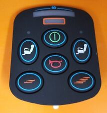 NEW Keypad for 6 Key Button VSI Joystick Controller Pride Merits Shoprider