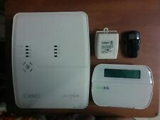 Pre-owned DSC Alexor 2 Way Wireless Home Security System
