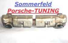 original Porsche 996 Turbo GT2 Auspuff /  Exhaust Muffler 996.111.027.76