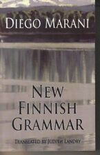 New Finnish Grammar by Diego Marani (Paperback, 2011)