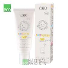 Eco Cosmetics Organic Kids Sun Spray SPF50+ 100ml