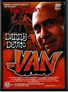 The Van Danny DeVito DVD - Comedy Irish Roddy Doyle Barrytown Trilogy