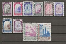SPAIN 1940-6 SG 996-1005 MNH Cat £419