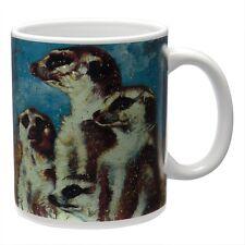 Stephen Fishwick Meerkat Coffee Mug