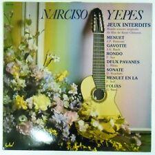Narciso yepes - jeux interdits  - Vinyl 33 Tours