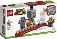 Lego Nintendo Super Mario Brothers Thwomp Drop Expansion Set 71376 Building Kit