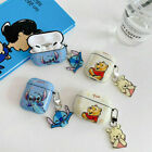 Cute Cartoon Ornaments Earphones Case Cover For Apple AirPods Pro 1&2 Generation