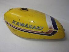 73 KAWASAKI F11 250 ENDURO OEM FUEL GAS TANK PETROL RESERVOIR