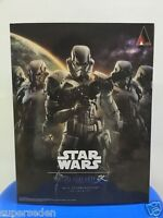 New Variant Play Arts Kai Star Wars No.3 STORMTROOPER Action Figure Statue Toy