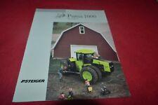 Stieger Puma 1000 Tractor Dealer's Brochure FDMD