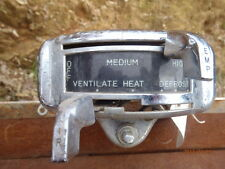 1949 1950 Ford Coupe / Sedan heater control