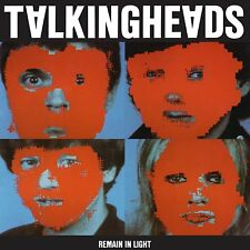 TALKING HEADS REMAIN IN LIGHT VINILE LP COLORATO ROSSO RSD BLACK FRIDAY 2018