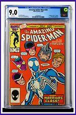Amazing Spider-Man #281 CGC Graded 9.0 Marvel October 1986 Comic Book.