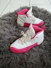 "JORDAN 12 RETRO GP ""VALENTINE DAY"" edition Girl's size 2.5"