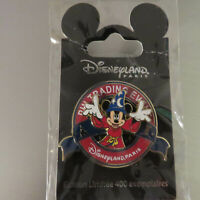 Disney DLRP Pin Trading Night Event Sorcerer Mickey LE Pin
