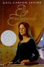 Ella Enchanted-ExLibrary