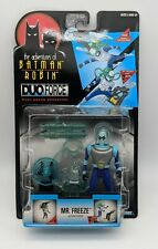 NEW Mr. Freeze The Adventures of Batman and Robin Duo Force Figure NIB Kenner