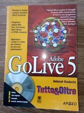 Adobe Go Live 5 Apogeo
