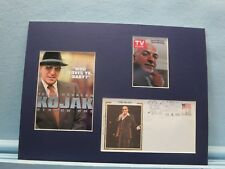 "Telly Savalas in ""Kojak"" and Commemorative Cover"
