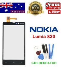 Nokia Lumia 820 Digitizer Glass Touch Screen Replacement Black  Melbourne Stock