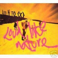 Add n to (x) - loud like nature  2002  mute DIGIPAK