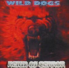 Beyond Reign Of Terror - Wild Dogs (2004, CD NEUF)