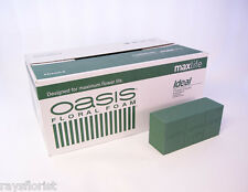Case 20 Oasis Wet Floral Foam Block Fresh Flower Bricks Box of 20 Smithers Ideal