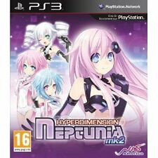 Hyperdimension Neptunia Mk II (Playstation 3) NEW & Sealed
