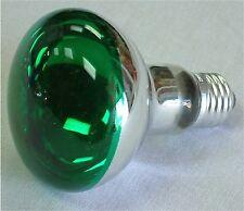60wt SMALL FLOOD LIGHT BULB LAMP GREEN RECESSED fits dj chaser banks CHR30G
