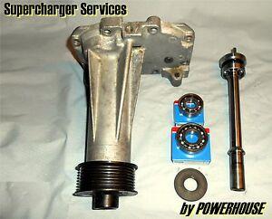 Jaguar XK8 (X100) XKR 4.0 Supercharger Snout REBUILD SERVICE 1998 1999 2000+