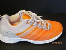 RARE!! Fubu womens size 9 orange shoes j155