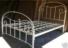 Ornate French Provincial Style Bird Iron Bed Ends Frame DOUBLE CRM