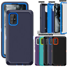 For Samsung Galaxy A51 A71 4G Phone Case Heavy Duty Shockproof Rugged Hard Cover