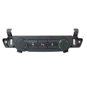 GM OEM Dual Lighter Bezel Control Panel 07-14 Tahoe Sierra Escalade OEM 3 Button