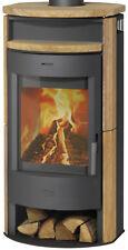 Fireplace Kaminofen »Prag« - Sandstein - 6 kW - max. 108 m³