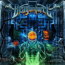 DRAGONFORCE Maximum Overload CD BRAND NEW