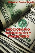 Diccionario Económico y Financiero by Miquel J. Besalú (2012, Paperback)