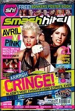 SMASH HITS 2003 PINK AVRIL LAVIGNE SUGABABES