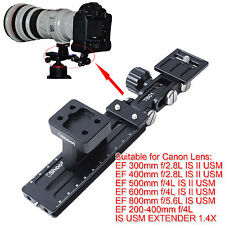 Tripod Mount Ring Base Long Focus Lens Support for Canon EF 500mm f/4L IS II USM