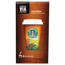 Starbucks VIA Ready Brew Coffee Colombia 8/Box 11019881
