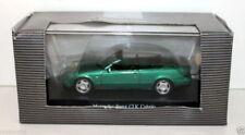 Véhicules miniatures bleus cars pour Mercedes