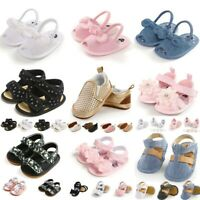 Toddler Kid Baby Girls Princess Cute Toddler First Walk Summer Sandals Shoes
