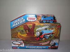 New Fisher-Price Thomas the Train Trackmaster Breakaway Bridge Set