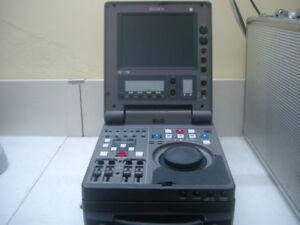 SONY DSR-70AP DIGITAL PORTABLE EDITING RECORDER.