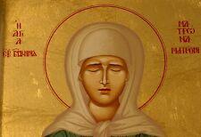 * Ikone Heiliige Matrona von Moskau Icône ikona  Icon Icona Icoon Icone orthodox
