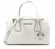 NWT Michael Kors Handbag Sophie Large Top-Zip Leather Satchel Shoulder Bag Purse