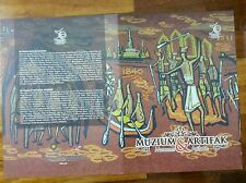 FREE Poster National Museum Muzium Negara Malaysia empty folder