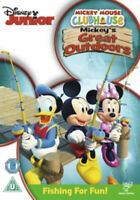 Nuovo Mickey Mouse Clubhouse - Mickey' S Great Outdoors DVD